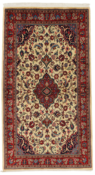 Lilian - Sarough Tapis Persan 238x128