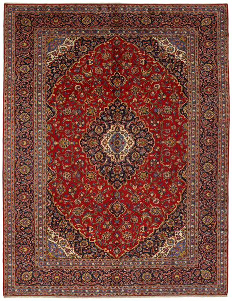 Assez Kashan Tapis Persan | cls940-407 | CarpetU2 UE38