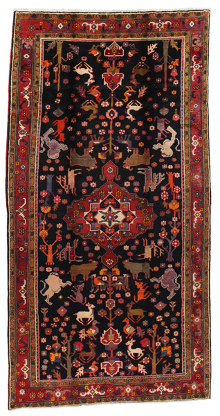 Lilian - Sarough Tapis Persan 401x206
