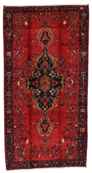 Lilian - Sarough Tapis Persan 378x196