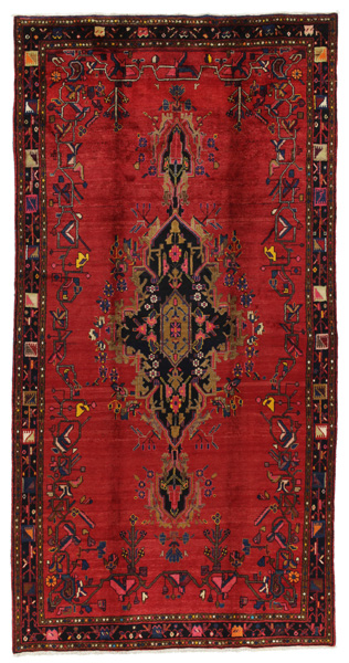 Lilian - Sarough Tapis Persan 384x195