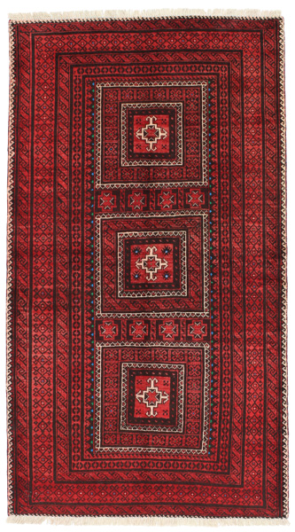 Beloutch - Turkaman Tapis Persan 203x113