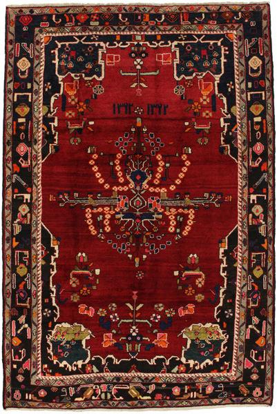 Lilian - Sarough Tapis Persan 300x200