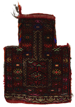 Tapis Baluch Saddlebags 57x42