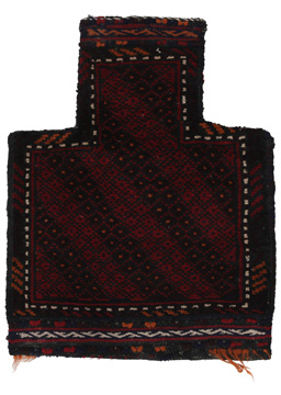 Tapis Baluch Saddlebags 51x39