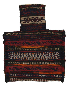 Tapis Baluch Saddlebags 46x36