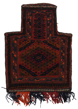 Tapis Baluch Saddlebags 56x42
