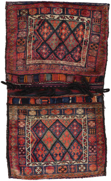 Tapis Jaf Saddlebags 146x78