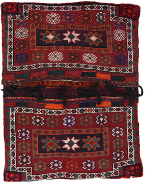 Tapis Jaf Saddlebags 124x93
