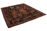 Jozan - Sarough Tapis Persan 295x225 - Image 1