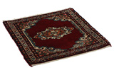 Lilian - Sarough Tapis Persan 80x70 - Image 1