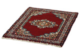 Lilian - Sarough Tapis Persan 80x70 - Image 2