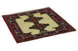 Jozan - Sarough Tapis Persan 83x81 - Image 1