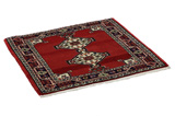 Jozan - Sarough Tapis Persan 80x85 - Image 1