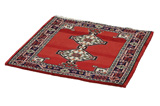 Jozan - Sarough Tapis Persan 80x85 - Image 2